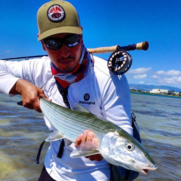 Hawaii Bonefish Winter and Spring