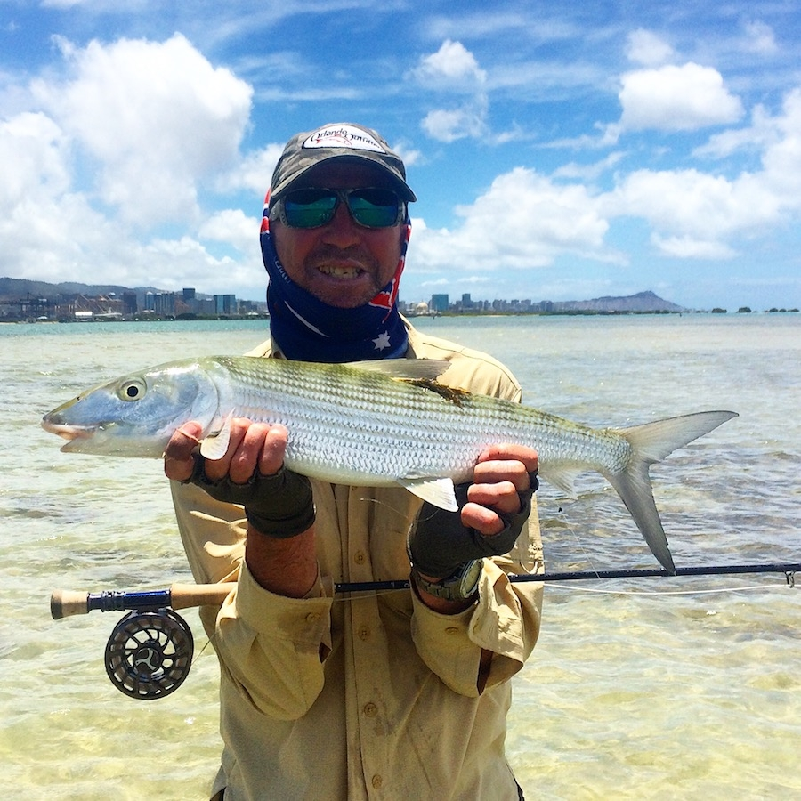 Hawaii Bonefish Flies